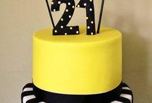 Cake Inspo for boys & men!