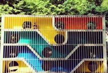 School outdoor spaces