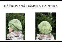 hackovana baretka