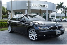 If I DID get a BMW... / You never know.....