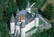 Castles in Belgium / Historic buildings and sites