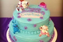 Doc Mcstuffins birthday party ideas / by Naima Mitchell