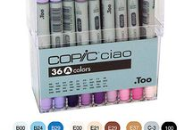 Copic ciao marker