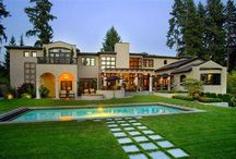 Awesome Houses / by Luxury Boards