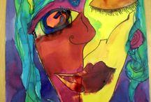 Kunst og håndverk 1-7