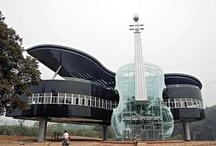 Fascinating Buildings