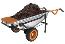Worx AeroCart / Amazing Worx Aerocart 8 în 1wheelbarrow/ yard cart/ dolly