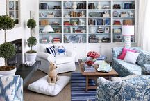 Living Rooms / by Samantha Muse