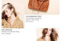 Newsletters Moda - Ejemplos -