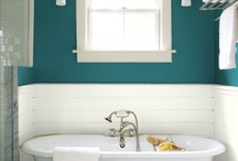 Guest bath redo / by Kate Neidlinger
