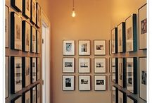 Ideas for when Rachel decorates my house. / by Sarah Woodworth