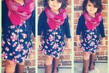 Kids Fashion / by Audrey Miller