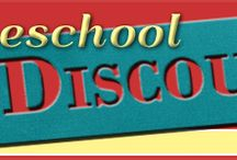 Homeschool Discounts / by The Old Schoolhouse Magazine