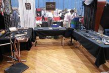 Salon et Exposition CUIR / Présentation des produits de la gamme EPROSE