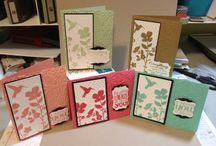 wildflower meadow stamp set