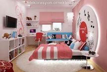 Çocuk Odası Dekorasyon Örnekleri / Çocuk Odası Dekorasyon Örnekleri ile ilgili resimli fikirler