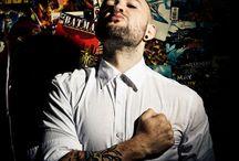 E: POAC - The Tattoo Artist/Parlour