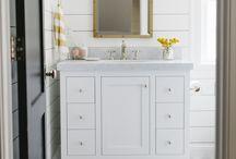 Apartment: the Small Bathroom