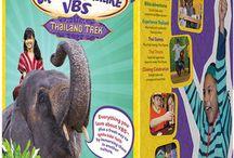 VBS 2015: Thailand Trek / by ConcordiaSupply.com