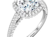 Engagement and Wedding Rings / Beautiful styles both modern and vintage
