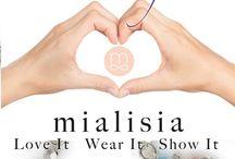 Mialisia / Mialisia Versastyle Jewelry / by Keri Motley