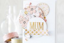 Craft ~ Mum, Mom and Mother's Day / All things for Mum/Mom ~ cards, packaging, tags, wrapping and gifts