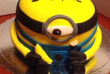 Minions! / Delicious cakes with a lot of fun!