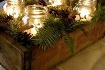 Jul / Få ideer til jul