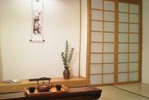 Japanese Themed room