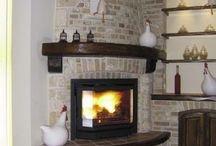 Fireplace Bliss / by Jollie K