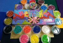 rainbow loom party and ideas