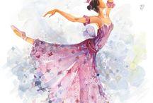 танцы и гимнастика