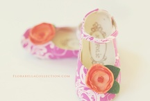 Flowergirl Clothing & Shoes / by Karen Barry
