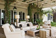outdoor living / by Dianna Pruetzel Meyer