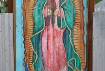 Virgen de Guadalupe / by Letty Romero