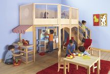Dream Home: Play Areas / by Coral Johnson