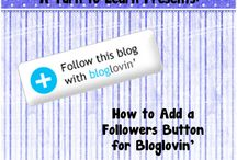 Bloggy Tips & Tricks / Creating the best blog possible / by Keys4Education