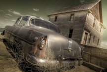 Abandoned. / by Heather Devault