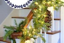 Christmas ( stairs )