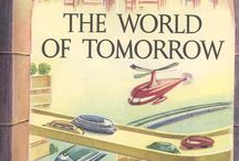 RetroFuturism / Things I love from tomorrow as they thought it would be yesterday. Most of this will be shamelessly stolen from a handful of real curators, so I hope they don't mind. / by Hal Bryan