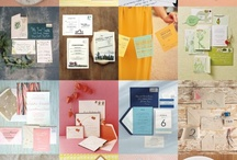 Wedding Invitations and Stationery / Requesting the honour of your presence.....ideas and inspiration for your wedding invitations and all related stationery. Your wedding invitation sets the tone to your wedding and gives your guests a glimpse of what is to come.