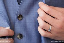 Обручальные кольца от Diamond Gallery!