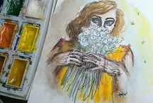 My watercolor (@anna.valeri)