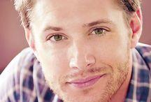 Jensen beautiful eyes