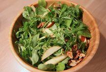 Tofu Twins - Bijgerechten en Salades