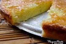Receitas de bolo de limão
