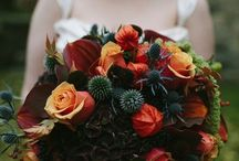 Wedding flowers (букеты) / Свадебные букеты
