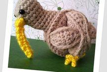crochet qiwi
