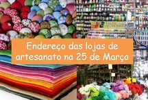 lojas artesanato