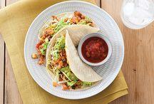 Recipes / Easy, weekday recipes.